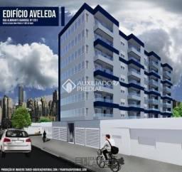 Apartamento à venda com 1 dormitórios em Centro, Pelotas cod:285154