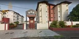 Apartamento com 2 dormitórios à venda, 56 m² por R$ 200.000,00 - Maraponga - Fortaleza/CE