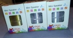 Mini caixinha Bluetooth