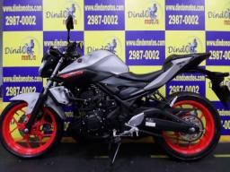 JFS - Yamaha Mt-03 Abs - Entrada R$ 3.000,00
