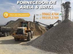 Fornecedor de Areia & Brita (Ofertas!)
