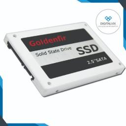 SSD Goldenfir - 128GB - SATa III / (NOVO! - Garantia | 1 ano)