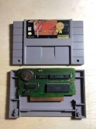 Cartucho Zelda Super Nintendo