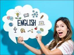 Professor de Inglês Exclusivo com foco em Conversação