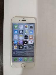 Título do anúncio: iPhone 7 32 gb torrando 800