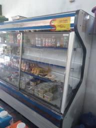Expositor refrigerado de bebidas