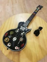 Guitarra gibson para playstation 3