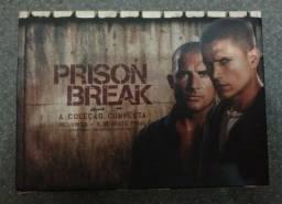 Coleção completa Prison Break + O Resgate Final