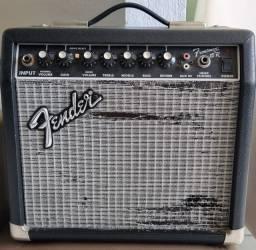 Título do anúncio: Caixa Amplificador Frontman 15R Fender