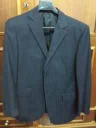 Terno masculino Verti, azul marinho, P