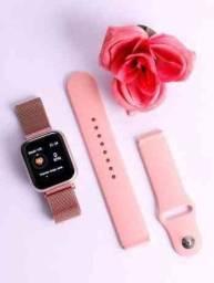 Relogio Smartwatch P70 Prova Dágua