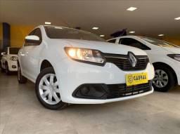 Título do anúncio: Renault Logan 1.0 Expression 16v