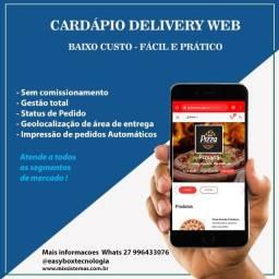 representacao plataforma delivery digital