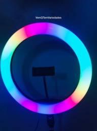 RING LIGHT 13 POLEGADAS RGB
