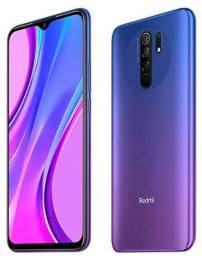 Xiaomi redmi 9 roxo