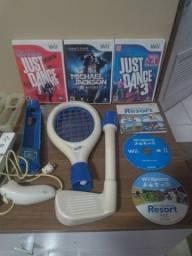 Jogos originais e Acessórios Wii e PSP