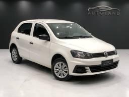 Volkswagen Gol 1.0 Trendline completo 2018 impecável