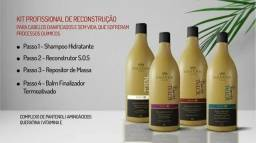 Kit Total Recovery 1l Completo