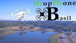 Serviço de imagens aérea com Drone