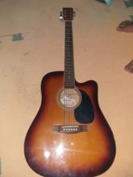 Vendo violão elétrico preço a combinar
