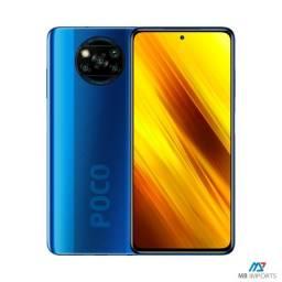 Celular Xiaomi Pocophone X3 128GB 6RAM Novo Lacrado *Temos Loja Física*