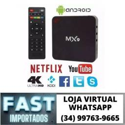 TV Box 4G 8g 64Gb * Poucas Peças