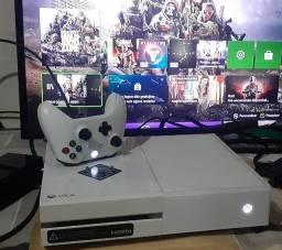 Xbox one edição branco