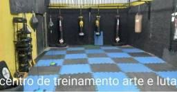 Aluguel de espaço para artes marciais luta dança ou ginástica