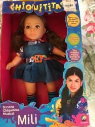 Boneca Mili Chiquititas