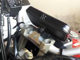 Suporte Aço Inox Celular Yamaha Tracer