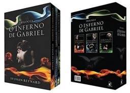 Box - O Inferno De Gabriel - Trilogia