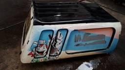 Título do anúncio: Capota rígida da Fiat Strada cabine simples