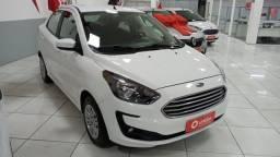Título do anúncio: Ford Ka Sedan SE 1.0 completo Flex baixa km Promoção
