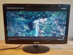 "Monitor TV Samsung 24"" Full HD"