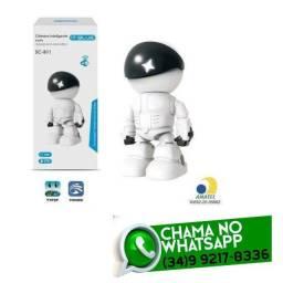 Câmera Segurança Wi-Fi Robô ItBlue