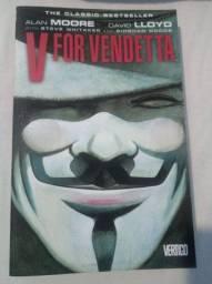 V De Vingança (em Inglês)