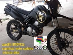 moto Yamaha capinhas