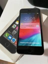 iPhone 5s 32gb troco por Android