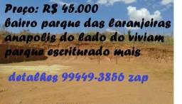 Lote urgente apenas dinheiro 45000 mil ZAP *