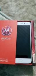 Moto z2 play na caixa com nota