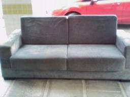 Vendo sofa retrátil semi novo so falta uma lavagem