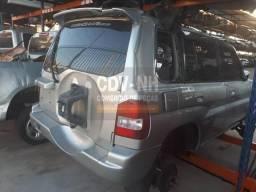 Sucata Mitsubishi Pajero TR4 2005 2.0 131cv Gasolina