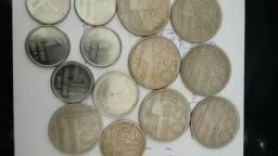 Moedas antiga. 0.50 centavos 1970 /77