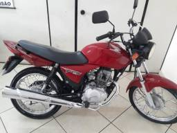 Titan 150 Es 2008 Vermelha - 2008