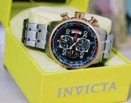 Relógio invicta Aviator . original comprado nos Estados Unidos
