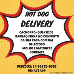 Hot Dog Delivery