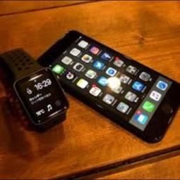 IPhone 8 mais Apple Watch 2 para Trks