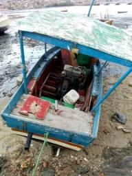 Barco a venda motor suani b 11 - 2018