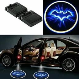 Projetor logotipo do Batman para carro