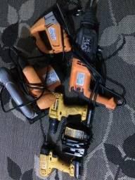 Máquinas ferramentas parafusadeiras